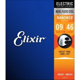 Elixir Nanoweb 12027 Custom Light