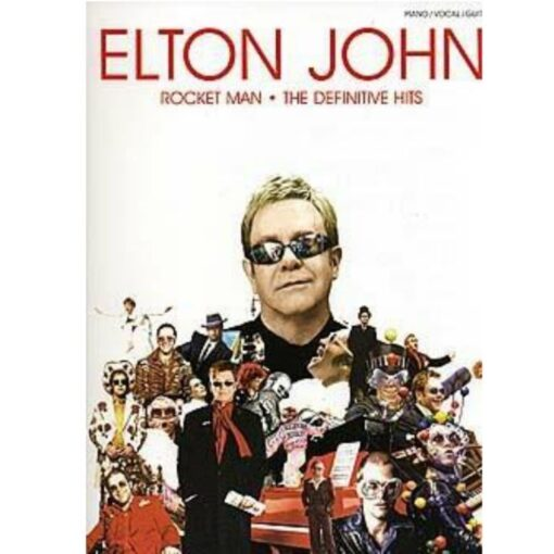 Rocket Man - The Definitive Hits