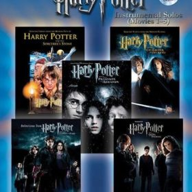 Harry Potter Instrumental Solos Movies 1-5 (+CD)
