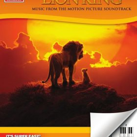 The Lion King - Super Easy Songbook, HL00303511