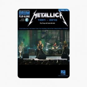 Drum Play-Along Volume 48 - Metallica: 1991-2016 (+Audio Access)
