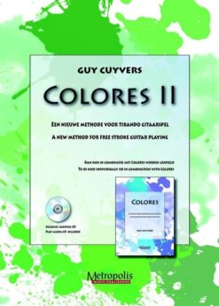 Guy Cuyvers, Colores 2 (+CD)