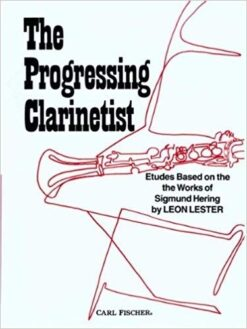 Leon Lester - The Progressing Clarinetist