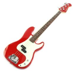 Bass Collection Power Bass Red