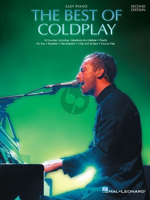 Coldplay; The Best of Coldplay, HL00306560