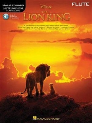 The Lion King - Flute