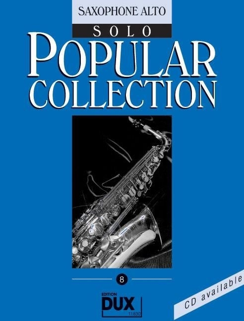 Popular Collection 08, Asax Solo