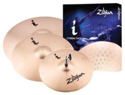 Zildjian ZIILHSTD I Family Cymbal Set