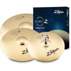 Zildjian ZIZP4PK Planet Z Cymbal Set
