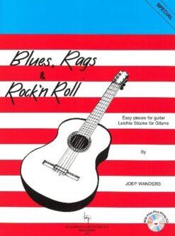 Joep Wanders: Blues, Rags & Rock 'n Roll