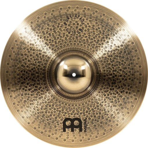"Meinl 22"" Pure Alloy Custom Ride Medium Thin"