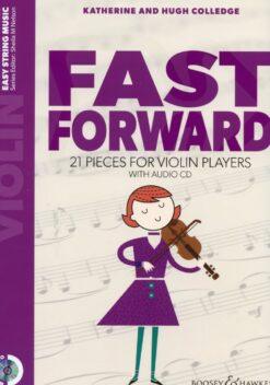 Fast Forward (+CD), BH13425