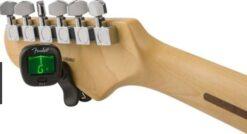 Fender FT-1 ProClip on Tuner