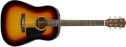 Fender CD-60 Dread V3 DS, Sunburst