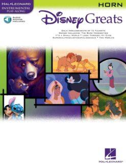 Disney Greats - F Horn