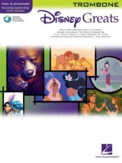 Disney Greats - C Trombone BC