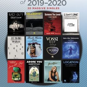 Chart Hits of 2019-2020 (Easy Piano)