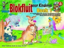 Blokfluit voor Kinderen Boek 1 (+CD +DVD)