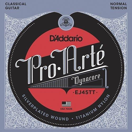D'addario EJ45TT Pro Arte Dynacore