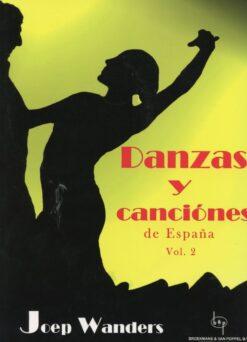 Danzas Y Canciónes de España, Vol. 2