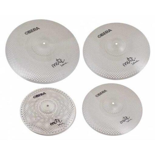 Obera PACK4 Mute Cymbals
