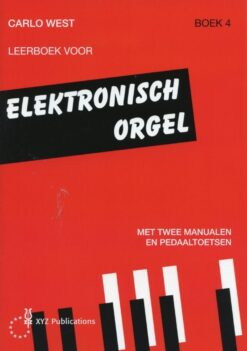Carlo West; Elektronisch Orgel, deel 4