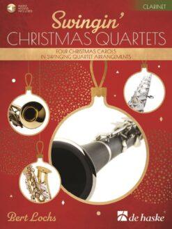 Swingin' Christmas Quartets (+ Audio Access)