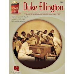 Big Band Play-Along, Volume 3 Duke Ellington - Piano (+CD)