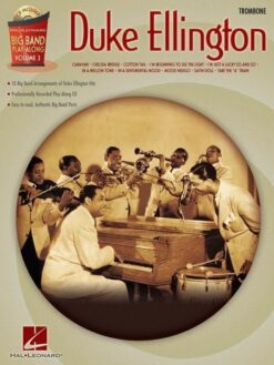 Big Band Play-Along, Volume 3 Duke Ellington - Trombone (+CD)