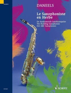 Le Saxophoniste en Herbe // The Budding Saxophonist