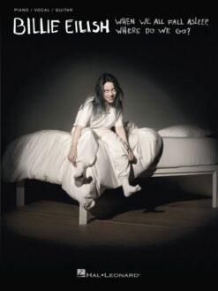 Billie Eilish: When We All Fall Asleep, Where Do We Go? (PVG)