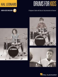 Drums For Kids (+Audio Access)