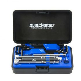 MUSICNOMAD MN235 Trussrod Wrench Set -11Pcs.