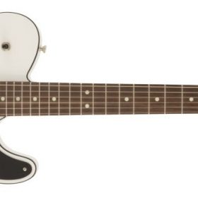 Fender Made in Japan Troublemaker Telecaster, Rosewood Fingerboard, Arctic White