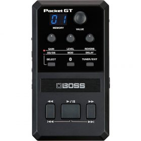 Boss POCKET-GT Multi Effect Processor