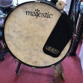 "Majestic Concert Basdrum 29"""