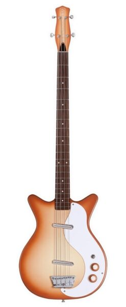 Danelectro 59DC™ LONG SCALE BASS Copper Burst