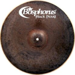 "Bosphorus 18"" Black Pearl Series Crash"