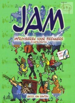 Jam; Improviseren Voor Beginners (in Eb)