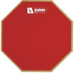 Evans RF12G-RED RealFeel Barney Beats