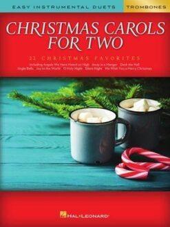 Christmas Carols for Two Trombone Duets, HL00277968