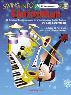 Swing Into Christmas, Bb (+CD)