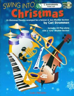 Swing Into Christmas, C (+CD)