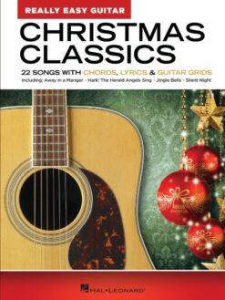 Christmas Classics - Really Easy Guitar Series