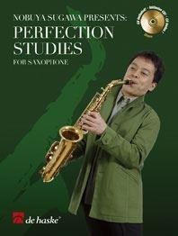 Nobuya Sugawa: Perfection Studies for Saxophone (+CD)