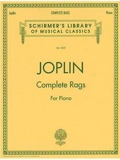 Joplin; Complete Rags for Piano