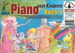Piano voor Kinderen Boek 1 (+Audio Online)
