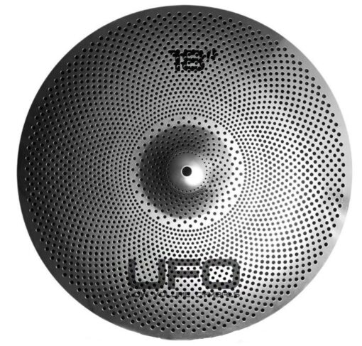 "U.F.O 18"" Silent Cymbal Crash"