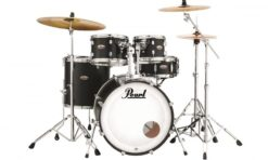 Pearl DMP925F/C227 Decade Maple Satin Slate Black