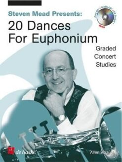 Steven Mead Presents: 20 Dances for Euphonium (TC)
